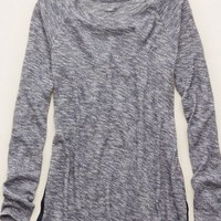 Aerie Women's Better-than-a-sweater Shine Tee