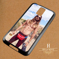 Shirtless Jared Leto Wearing Samsung Galaxy S3 S4 S5 S6 S6 Edge Case | Galaxy Note 3 4 Case