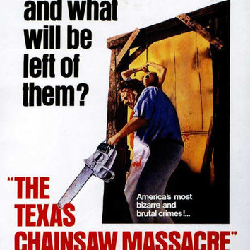 The Texas Chainsaw Massacre 27x40 Movie Poster (1974)