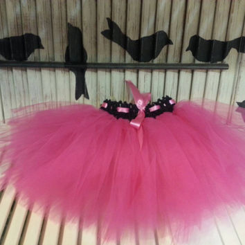 Tutu Hot Pink Baby SkirtTutu Toddler Tutu Birthday