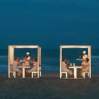 Gandia Blasco Merendero Booth - Style # merendero, Modern and Contemporary outdoor structures at SWITCHMODERN.com