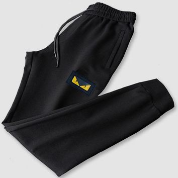 FENDI long sweatpants man  M-4XL