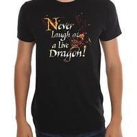 The Hobbit: An Unexpected Journey Never Laugh Slim-Fit T-Shirt | Hot Topic