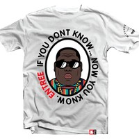 IF YOU DON'T KNOW BIGGIE TEE. - NEW