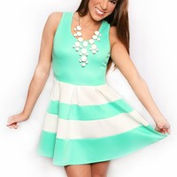 Mint For Tea Dress