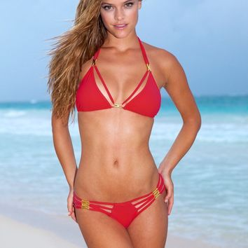 Sauvage Diva - Red Bikini Set