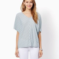 Gloria Striped Top | Fashion Apparel and Clothing - Tops | charming charlie