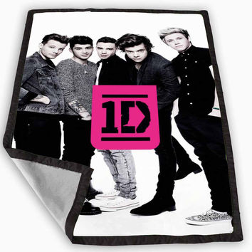 one direction midnight memories Blanket for Kids Blanket, Fleece Blanket Cute and Awesome Blanket for your bedding, Blanket fleece *