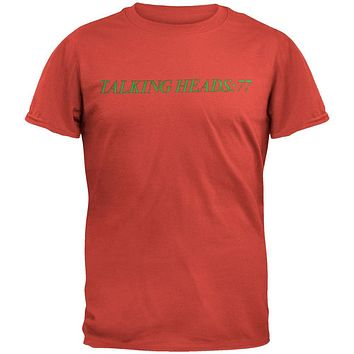 Talking Heads - 77 Soft T-Shirt