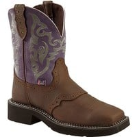 Justin Gypsy Copper Kettle Cowgirl Boots - Square Toe - Sheplers