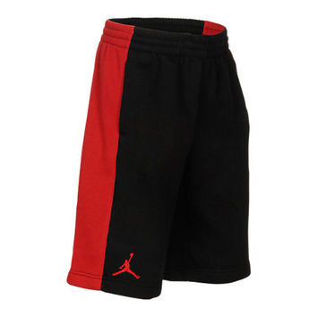 Boys' Jordan Jumpman Graphic Fleece Shorts