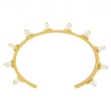 House of Harlow 1960 Jewelry Stalagmite Cuff