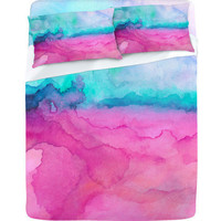 DENY Designs Home Accessories | Jacqueline Maldonado Tidal Color Sheet Set