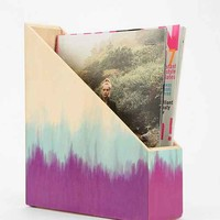 Dip-Dye Magazine Holder- Assorted One