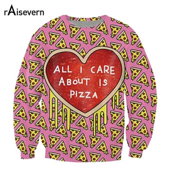 Raisevern Pound Cartoon 3D Sweatshirts Men Women Fashion 3d Hoodie Crewneck Sweats Tops Sleeve Sweatsuits Long Sleeve Pullovers