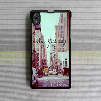 Sony Xperia Z case , Sony Xperia Z1 case , Sony Xperia Z2 case , New York City