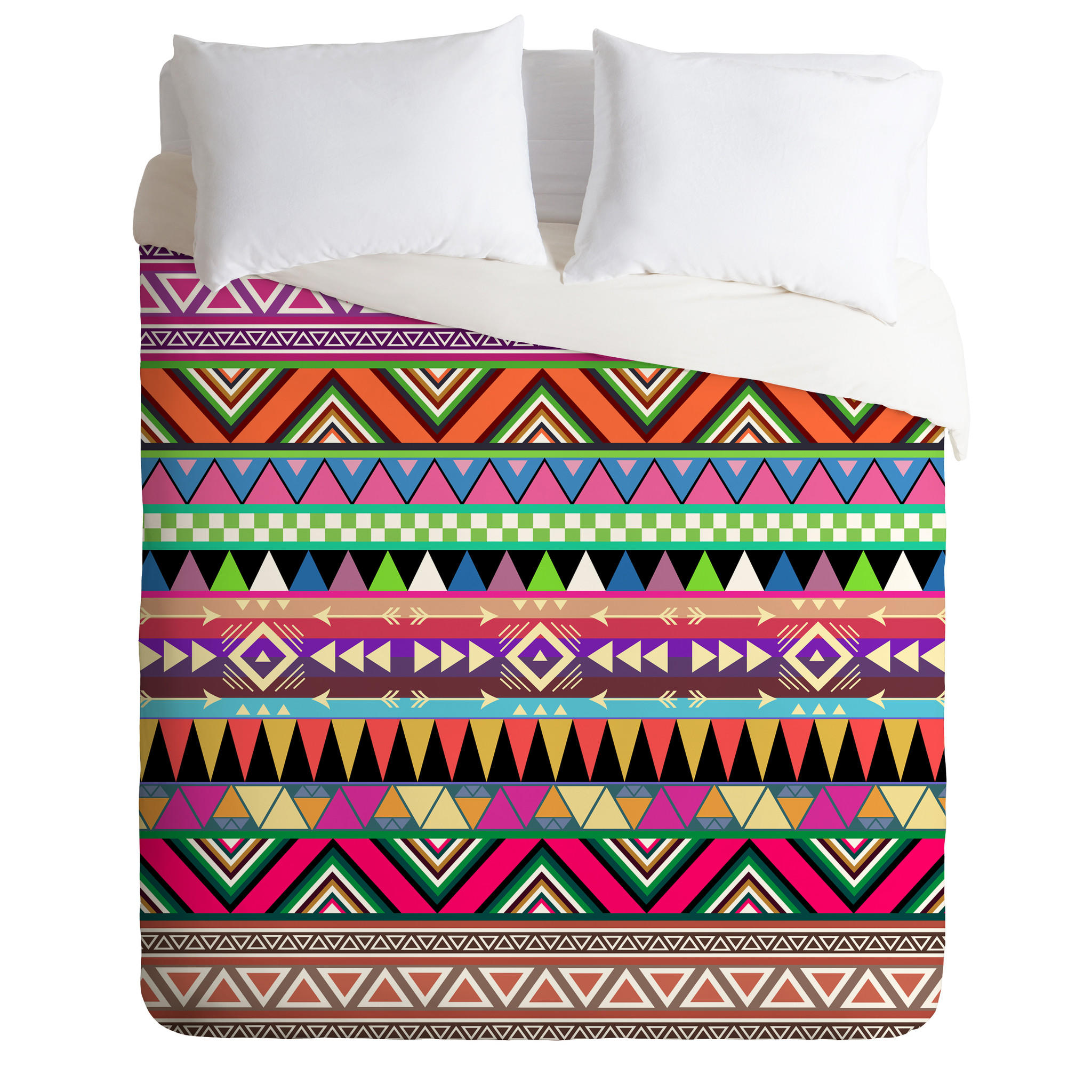 Bianca Green Overdose Duvet Cover From DENY Designs