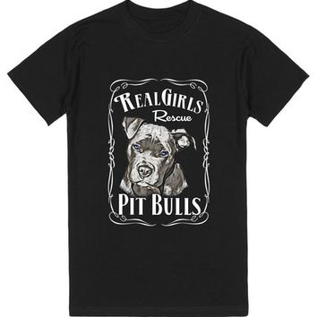 Real Girls Rescue Pit Bulls