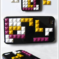 Tetris Cell phone case cover by ketchupize