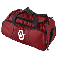 Oklahoma Sooners NCAA Athletic Duffel Bag