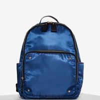 Shine 'Em Up Backpack - Blue