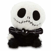 "disney parks 7"" baby jack skellington plush new with tag"