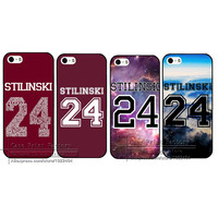 Teen Wolf Stilinski 24 Cover Case For iPhone 6 6S 6Plus 6Splus 5 5s 5c 4 4s  Brand Hard Cases Plastic Shell