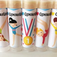 Gymnastics Custom Lip Balm | Free Customization
