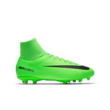 Nike Boys' Mercurial Victory VI Dynamic Fit Firm Ground Soccer Shoes | Academy