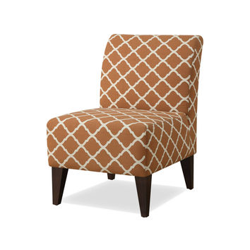 Westin Accent Chair ORANGE