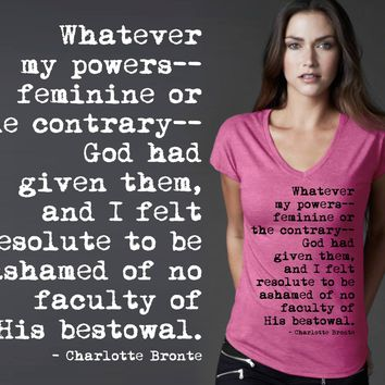 Whatever My Powers T-shirt | Women's Empowerment