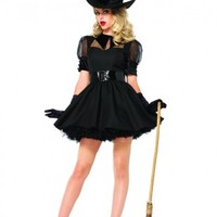 Black 3 Pc. Bewitching Witch Costume