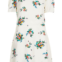 Tattoo Floral Teadress - New In This Week - New In - Topshop USA