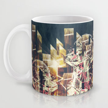 Metro kids Mug by HappyMelvin