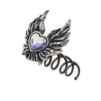 Alchemy Gothic Heart of an Angel Hair Screw