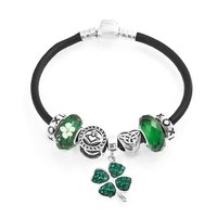 Bling Jewelry Claddagh Cheer Charm