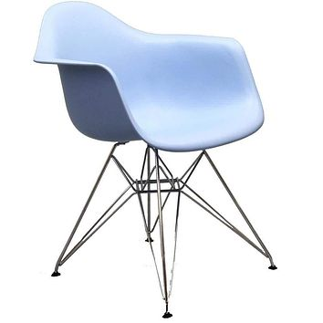 Blue Paris Dining Armchair