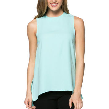 Lila-Kensie Top-Mint