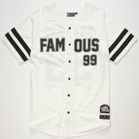FAMOUS STARS & STRAPS Legends Mens Baseball Jersey | Jerseys