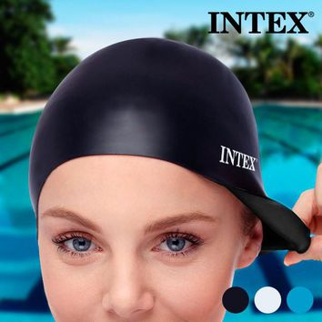 Silicone Swimming Cap Intex