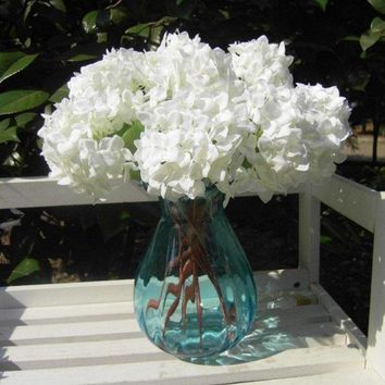 Home Decor Wedding Bride Artificial Hydrangea Flower