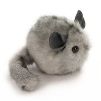 Handmade Gifts | Independent Design | Vintage Goods Super Fluffy Chinchilla Plush! - New Arrivals