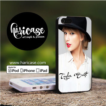 Taylor Swift Red Signature iPhone 5 | 5S | SE Cases haricase.com
