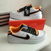 Nike Air Force 1 x Givenchy Unisex Sport Casual Low Help Plate Shoes Couple Fashion Sneakers