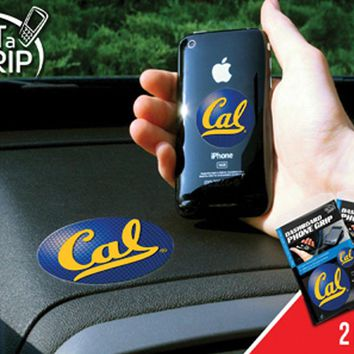 Fanmats California Berkeley UC University of Get a Grip 2 Pack NCAA
