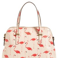 kate spade new york 'cedar street - maise' satchel - White