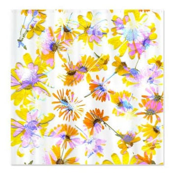 Shower Curtain - Flowering #3 - Ornaart Design