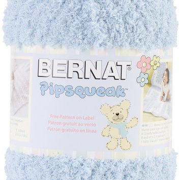 Pipsqueak Big Ball Yarn-Baby Blue