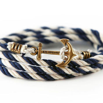 Anchor Bracelet - Tom Cypher's Phantom - by Kiel James Patrick