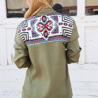 Fall In Line Jacket